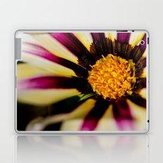 Purple and White Laptop & iPad Skin