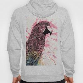 Parrot Colour Splash Hoody