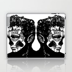 James Dean. Rebel: Zombie. Laptop & iPad Skin