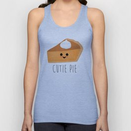 Cutie Pie Unisex Tank Top
