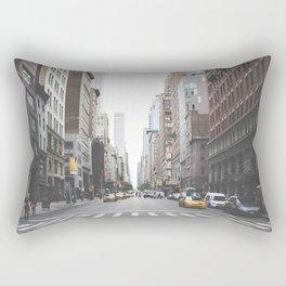 Urban Adventure NYC Rectangular Pillow