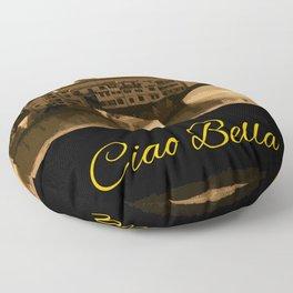 Italy Ciao Bella Floor Pillow