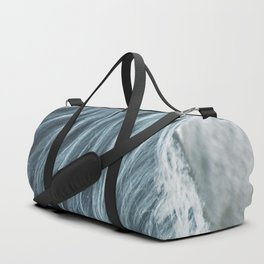 Horse mane photography, fine art print n°1, wild nature, still life, landscape, freedom Duffle Bag