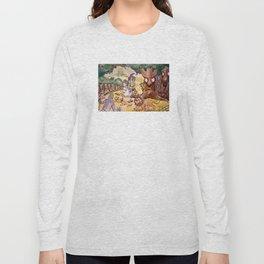 Apple Trees Long Sleeve T-shirt