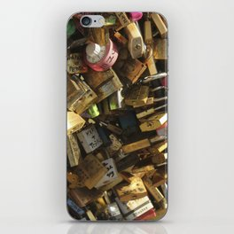 Lock Bridge iPhone Skin