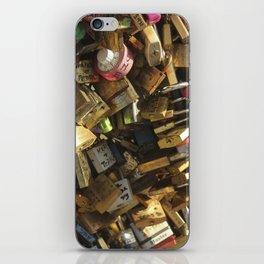 Lock Bridge iPhone Skin