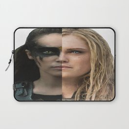 Two Bodies, One Soul Laptop Sleeve