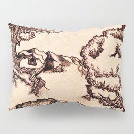 Clock Stump Pillow Sham