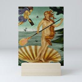 Gafferdite - Composition Mini Art Print