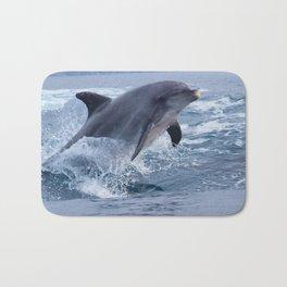Bottlenose dolphin Bath Mat