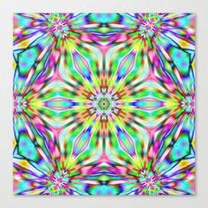 Kaleidoscope 02 Canvas Print