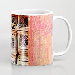 Lobster Trap Shack Coffee Mug