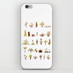 Plants plants plants iPhone & iPod Skin