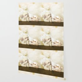 Cherubs Wallpaper