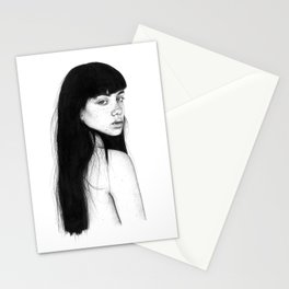 little glimpses Stationery Cards