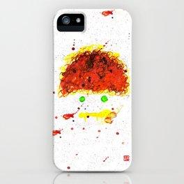 Monster Series=En__Wou iPhone Case