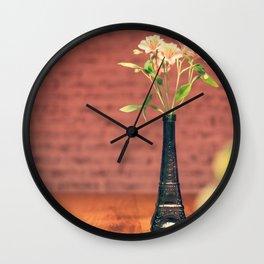 Art Piece by RODOLFO BARRETO Wall Clock