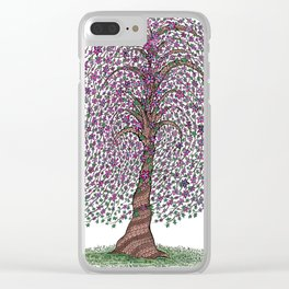 A tree of legend Clear iPhone Case