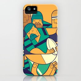Rugby iPhone Case
