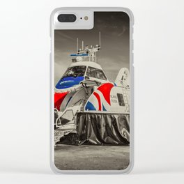Island Flyer Clear iPhone Case