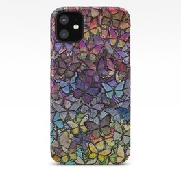 butterfly fantasia iPhone Case