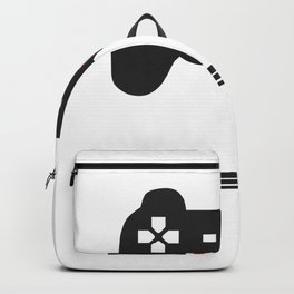 Covid19 Quarantine Gamer I Have Prepared For This My Entire Life Social Distancing Backpack