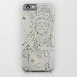P-Chan iPhone Case
