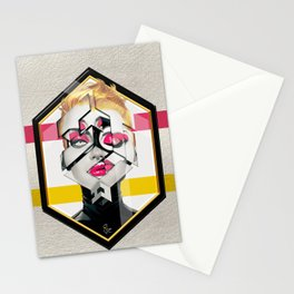 Shape - 2 Stationery Cards