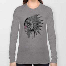 Headshot ! Long Sleeve T-shirt