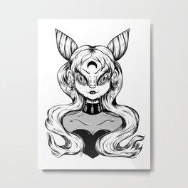 Corrupted Chibiusa  Metal Print
