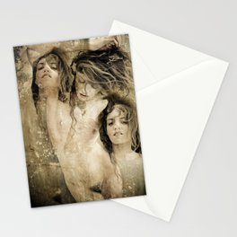 Cupid's Victim Stationery Cards