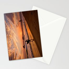 Surf City Sunsets   9/10/15   Huntington Beach California  Stationery Cards