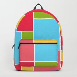 Happy Composition Backpack