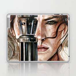 Rey FAN ART  Laptop & iPad Skin