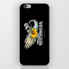 Slap your bitchness iPhone & iPod Skin