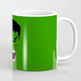 Minimalist Hulk Coffee Mug