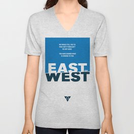 East of West Unisex V-Neck