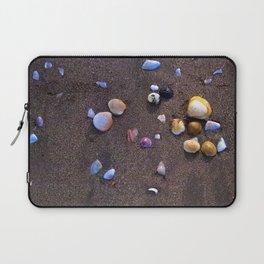 Rainbow Shells Laptop Sleeve