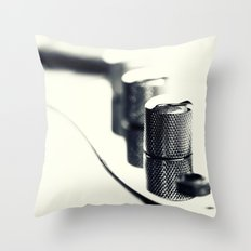 Rock Da Bass.... Throw Pillow