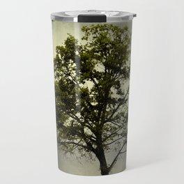 Pine Glade Cotton Field Tree - Landscape Travel Mug