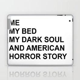 Dark Soul Laptop & iPad Skin