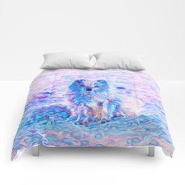Arctic Fox Dream | Painting Comforters