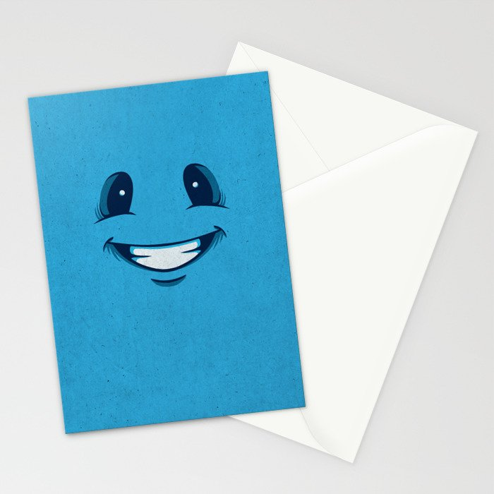 Happy Happy Stationery Cards