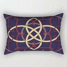 Ostara Tarot I Rectangular Pillow