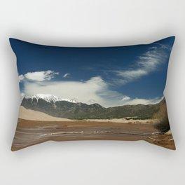 Mount Herard View Rectangular Pillow