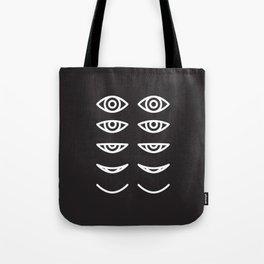 Eyes in Motion Tote Bag