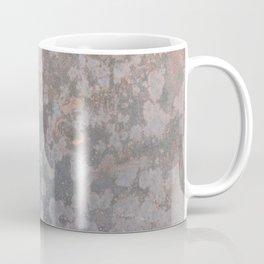 Grunge old metal rusty surface Coffee Mug