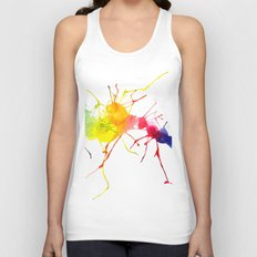 passion  Unisex Tank Top