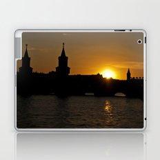 Sunset summer Berlin Laptop & iPad Skin