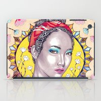 sunshine iPad Cases featuring Sunshine by Peter Fulop